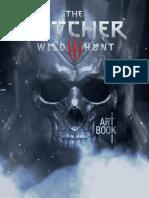 The Witcher 3 -Wild Hunt -Artbook