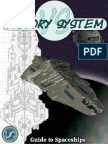 Victory System Guide to Spaceships