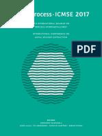 17HDP ICMSE Proceedings