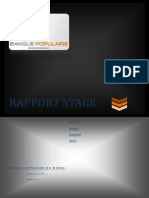 Rapport Stage Bp