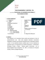 Silabo Gestión Empr 2018 I x Compet. Ing Elec