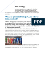 2-Global Business Strategy - Copy