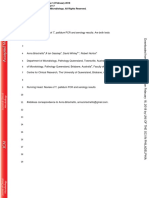 1 Retrospective review of T. pallidum PCR and serology results Are both tests 2 necessary.pdf