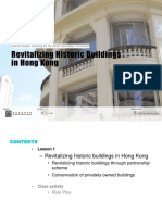 LS10_Revitalizing Historic Buildings in Hong Kong Presentation