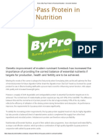 Role of By-Pass Protein in Ruminant Nutrition - Devenish Nutrition.pdf