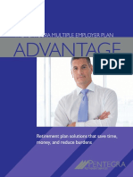 Multiple Employer Plan Advantage