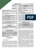 Res. Min. 119-2018-PCM