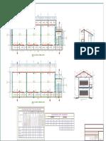 Pabellon Aulas - Primaria-Arquitectura A1