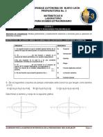 Laboratorio Matematicas III Examen Estraordinario Agosto- Diciembre 2016