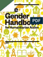 Gender Handbook Iasc