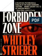 Zona Interzisa - Whitley Strieber