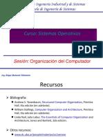 Clase_02 - Organización Del Computador