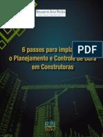 6 Passos Para Implantar Planejamento de Obra - Rosaldo Nocera
