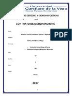 Monografia Merchandising