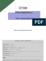 CF368 eletrostatica