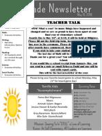 Newsletter Qtr 4 5-10-18
