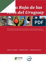 Lista roja de las aves de Uruguay (2012).pdf