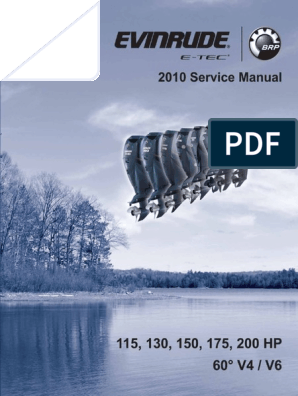 12474526-Download Service Manual Evinrude E-tec 115-200 Hp