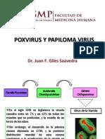 4.Poxvirus y Papiloma Virus Usmp 2017