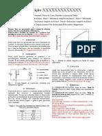 SENAI-CIMATEC - Modelo Física a, B, C e D- Artigo - Modelo 00 - 2014-07-01