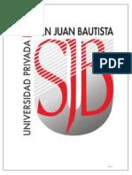Esquema Monografico. Dr. Paitan