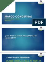 Marco Conceptual Umg