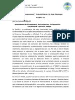 La Separación Convencional Y Divorcio Ulterior en Sede Municipal Grupo 8 Tercera Ronda