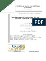 Mineralogia y gnesis de la zona el clavo de rayas de Gto.pdf