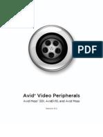 Avid Video Peripherals v80 56070