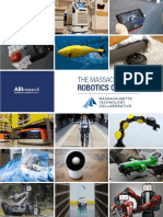 Massachusetts Robotics Cluster Report Final