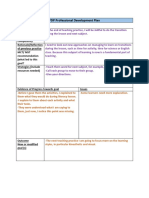 pdp professional development plan  5