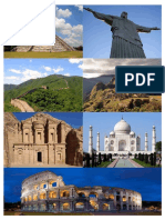 Countries and Wonders
