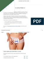 Coceira Na Vagina - Causas e Tratamentos - Tua Saúde