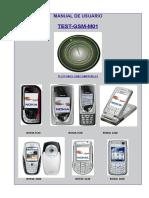 Manual Usuario TEMS GSM