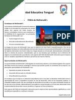 FODA de Empresas(trabajo estudiantil)