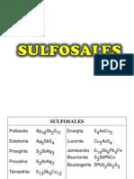 SULFOSALES 2015