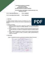 Informe Lab Orgánica 2