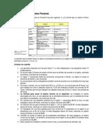 Parámetros Salariales Panamá
