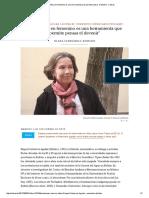 """""""La Política en Femenino Es Una Herramienta Que Permite Pensar El Devenir"""" _ Ctxt"""