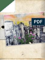 O design como ferramenta de intervenção através do stencil, utilizando materiais recicláveis