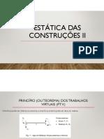 Estática Das Construções PTV