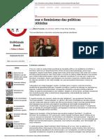 PRECIADO_Liberar o Feminismo Das Políticas Identitárias _ Universidade Nômade Brasil
