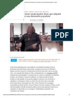"""""""Todo Movimiento Emancipador Tiene Que Adquirir Hoy Una Dimensión Populista"""" _ Ctxt"""