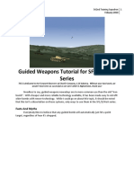Guided Weapons