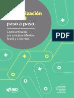 BID La Priorizacion en Salud Paso a Paso