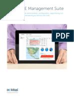 MiV MX-OnE Management Suite Brochure-SV