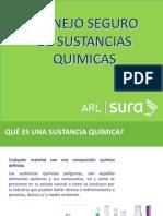 Capacitacion General Riesgo Quimico 2