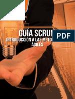 Guia Scrum introducción a Las Metodologías Agil