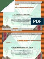 Diploma Kichwa 2018 - PIASNAPO