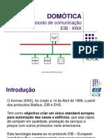 DOMÓTICA - Protocolo Eib_knx